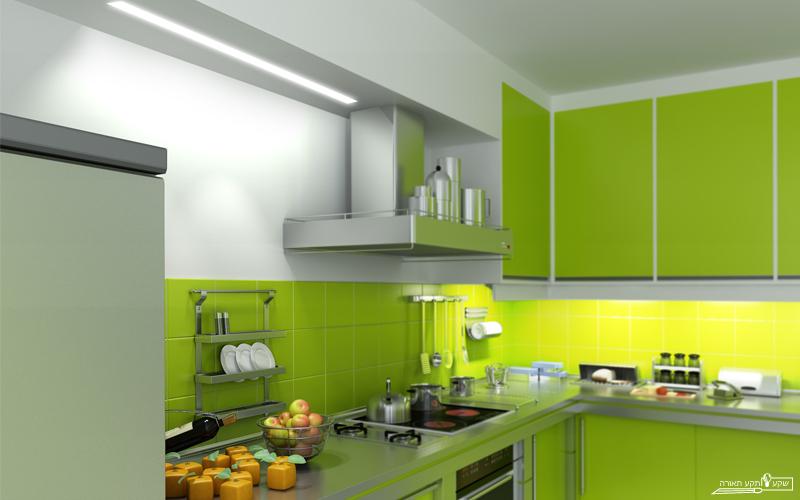 תאורה-חזקה-למטבח