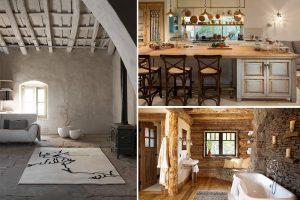 עיצוב בית כפרי