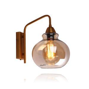 צעיר מנורות קיר - גופי תאורה צמודי קיר - שקע ותקע תאורה GA-24