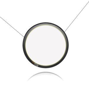 מנורת יויו תליה בצבע שחור 4.5 מ' גוון אור לבן חם