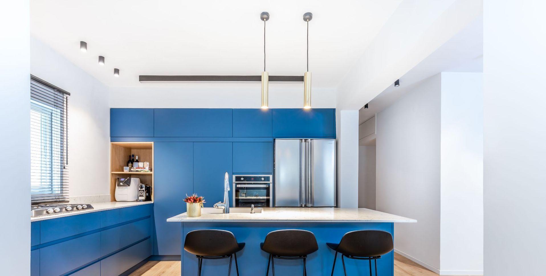 הדירה הכחולה יעל גוטרייך אורון