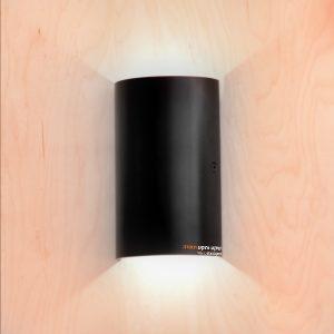 מנורת קיר לימי אפדאון שחור