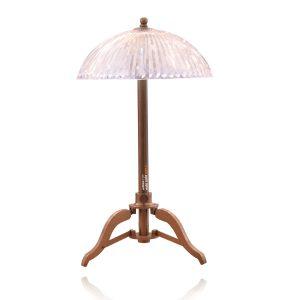 מנורת שולחן זכוכית 2001
