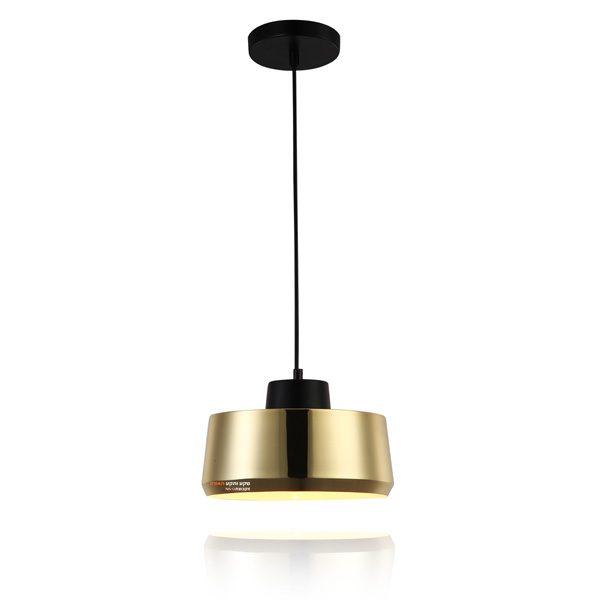 מנורת תלייה 2188 זהב