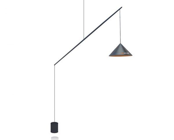 מנורת עמידה / תליה דה וינצ'י