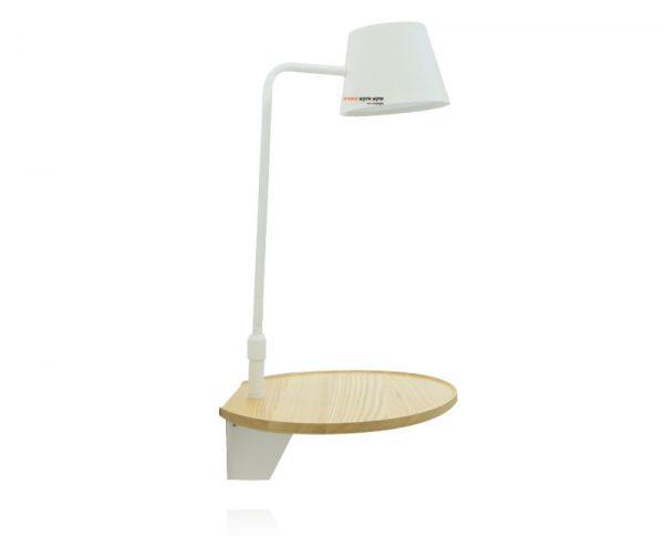 מנורת קיר + מדף טינקר