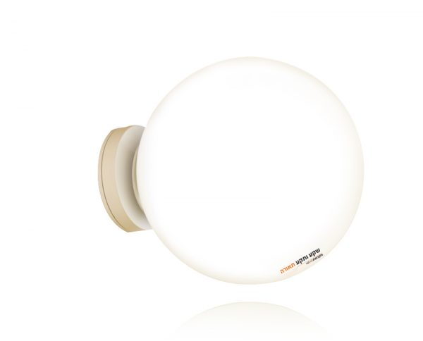 מנורת-קיר-כדור