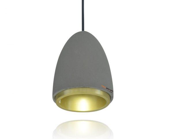 מנורת-תליה-בטון-זהב
